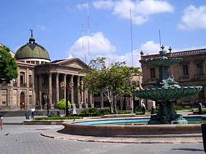 Ayuntamiento de SLP gestiona recursos para el Centro Histórico