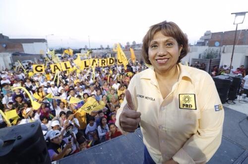 Las mujeres somos el factor de cambio en 2018: Leonor Noyola