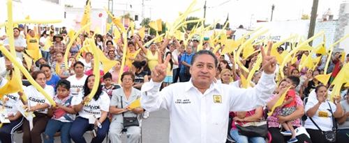 Mi gobierno seguirá apostando a la educación: Gilberto Hernández Villafuerte