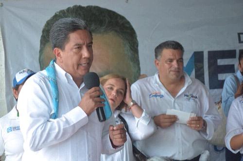 """""""Mejorar acceso a la Salud a Mujeres y comunidades indígenas, mi compromiso"""", Marco Gama"""