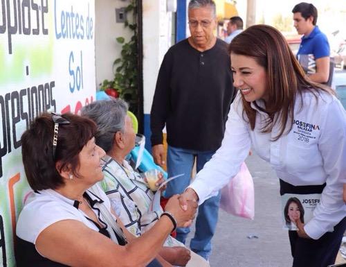 Eliminar el IEPS en gasolina; propone Josefina Salazar
