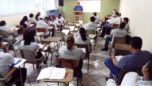 Se gradúa la primera generación de agentes capellanes para el desarrollo social de US UCIA en SLP