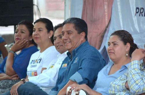 Invita Marco Gama a Margarita Zavala a sumar esfuerzos rumbo a la elección Presidencial