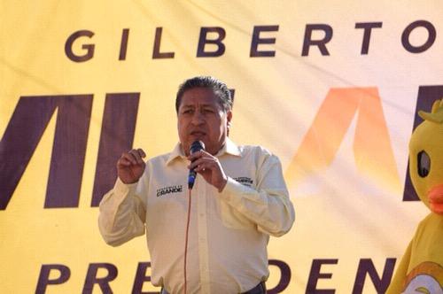 Educación y cultura irán de la mano en mi gobierno: Gilberto Hernández Villafuerte