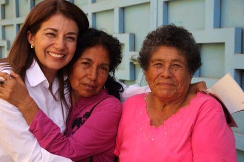 Josefina Salazar será una aliada de las madres potosinas en el Congreso de la Unión
