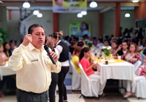 Incrementaré la eficiencia del Interapas: Gilberto Hernández Villafuerte