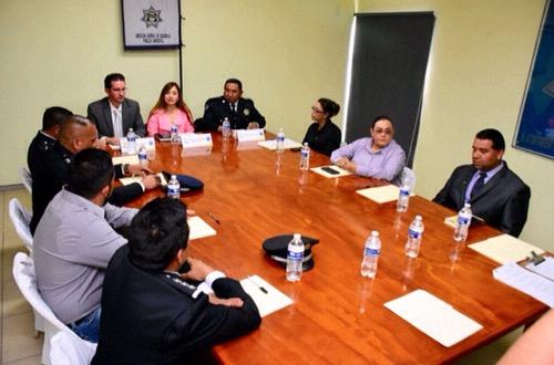 Ayuntamiento de Soledad instaló Comisión de Honor y Justicia en la DGSPM