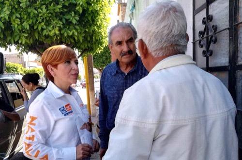 Natalia Castillo pide renuncia del Fiscal General por feminicidios