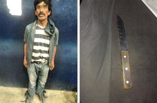 Agentes municipales detienen a dos presuntos asaltantes de transeúntes
