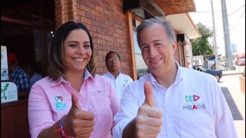 Con Margarita a Soledad le va a ir muy bien: Pepe Meade