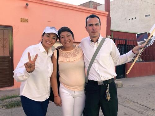 Josefina Salazar hace compromiso para impulsar la modernización del sistema educativo