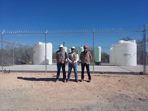 IPICYT desarrolló tecnología para tratar agua contaminada con hidrocarburos