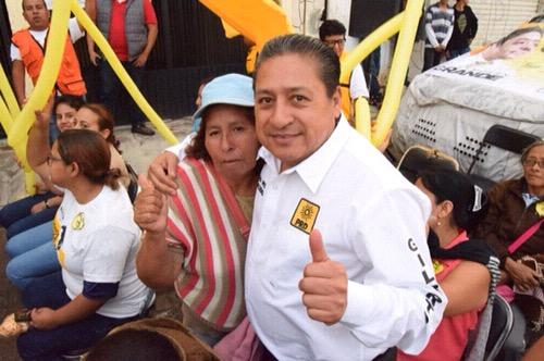 Austeridad financiera y cero deuda, continuarán en Soledad; promete GHV