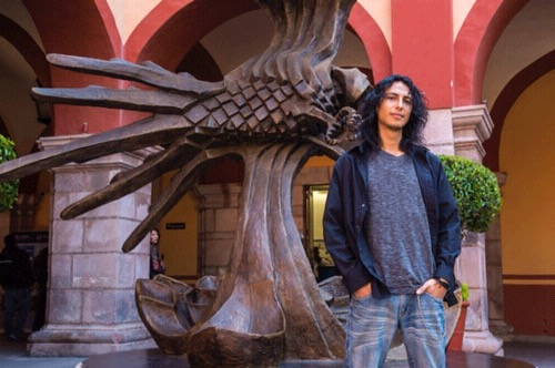Proyecto de alumno de Arte Contemporáneo de la UASLP fue seleccionado por el Encuentro Nacional de Arte Joven