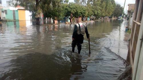 Protección Civil de Soledad llama a tomar precauciones ante lluvias