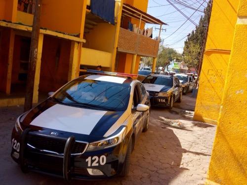 Reforzó seguridad pública de Soledad, recorridos de vigilancia en colonias