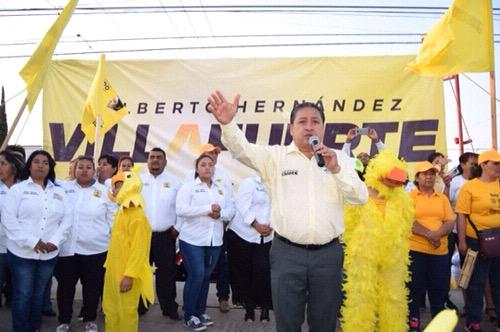 Se ampliarán los programas de salud para las familias soledenses: Hernández Villafuerte