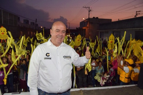Seré un diputado cercano a la gente: José Luis Fernández