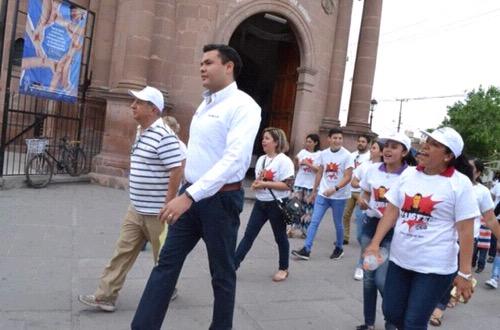Empresarios jóvenes y competitivos, parte esencial del desarrollo de SLP: LuisFer Alonso
