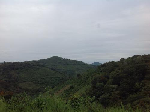 Se presentan lluvias torrenciales en municipios de la Zona Huasteca