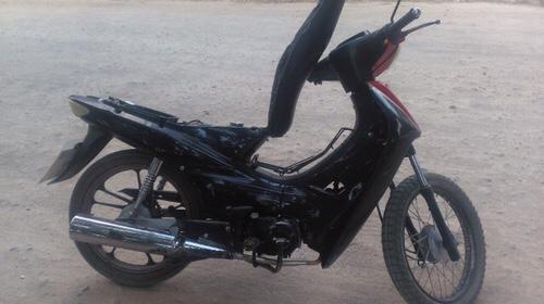 Municipales de Soledad recuperaron motocicleta con reporte de robo
