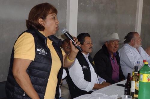 Se podría eliminar el ISR a los que ganen menos de 10 mil pesos: Leonor Noyola