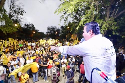 Plan de rehabilitación integral de drenaje y red de agua, anuncia Ricardo Gallardo
