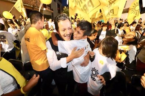 Buscaré votos hasta el final de mi campaña: Ricardo Gallardo Juárez