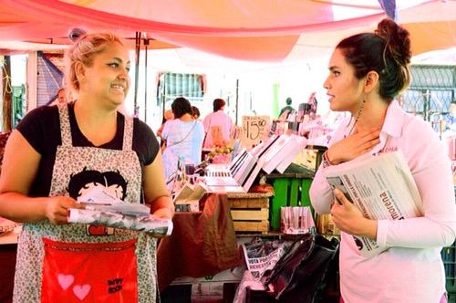La inseguridad ha afectado hasta las ventas en los mercados: Paloma Aguilar