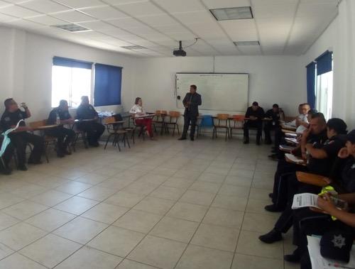 Capacitan a mandos medios de Soledad en el Nuevo Sistema Penal
