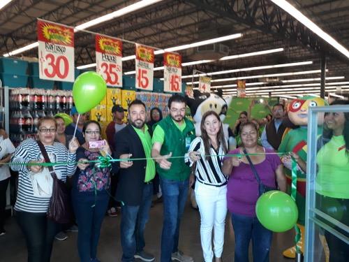 Aperturaron nueva tienda de Supermercado en Soledad