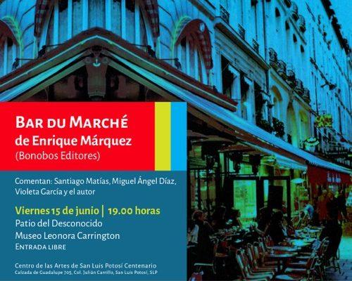 CEART presentará nuevo libro del poeta Enrique Márquez
