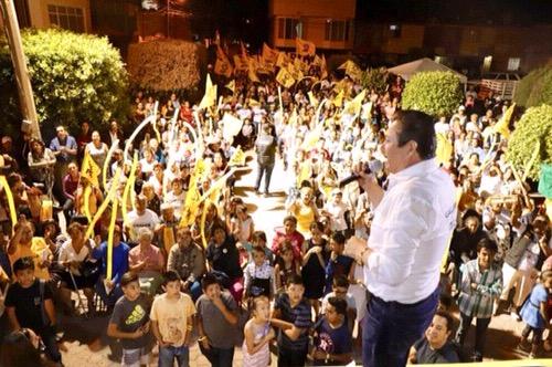 Invertiremos 30 mdp para mejorar la seguridad en la capital: Ricardo Gallardo Juárez