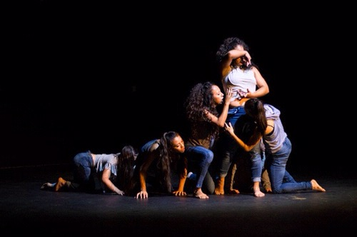 El bailarín Jesus Rocha estrenó pieza escénica en el CEART