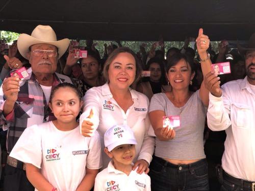 Mi compromiso, integrar un gobierno municipal plural: Cecy González