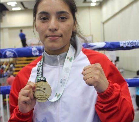 Oro y plata para SLP en boxeo femenil del Nacional Juvenil