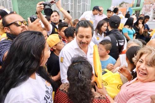 Más de 25 calles y caminos de Villa de Pozos serán rehabilitados: Ricardo Gallardo Juárez