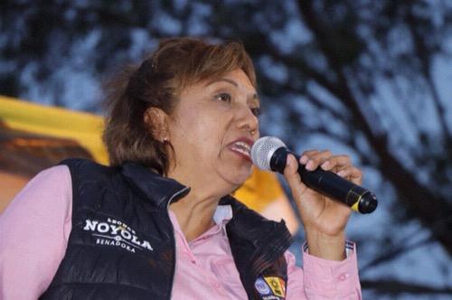 Plan de ciudades amigas del migrante, propone Leonor Noyola