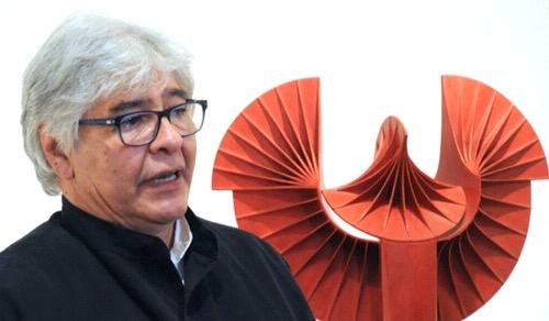 Se inaugura Geometría Multidimensional en el Museo Federico Silva