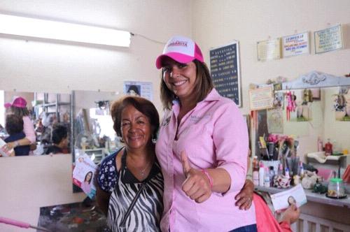 Apoyo total a los comerciantes soledenses, ofrece Margarita Hernández Fiscal