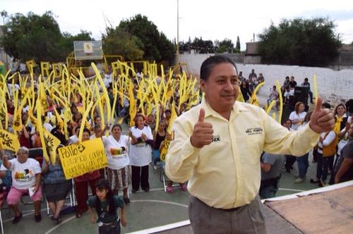 Fuerte impulso al desarrollo económico en Soledad: Gilberto Hernández Villafuerte