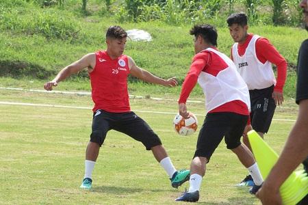 Atléticos de San Luis continua su preparación para enfrentar a Leones Negros.
