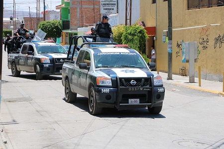 Más acciones profesionales para redoblar vigilancia en la ciudad.