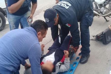 Paramédicos de seguridad publica de Soledad, brindaron 133 servicios en junio