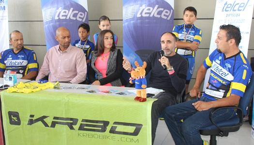 """Fue presentado el II Gran Premio Internacional """"Junior Bike 2018 San Luis Potosí""""."""