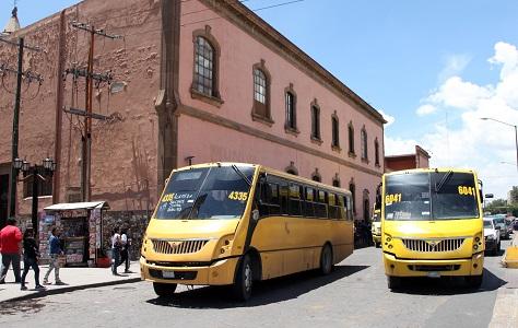 Capacita la SCT a 6 mil operadores de transporte público, para que den mejor servicio