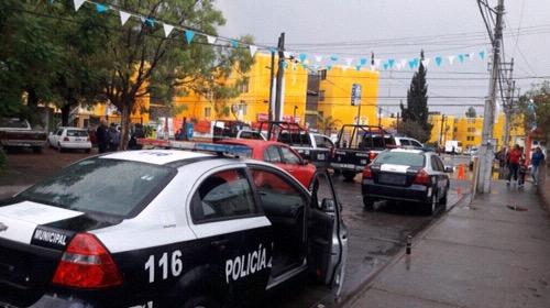 Seguridad Pública de Soledad, reporta saldo blanco en la jornada electoral