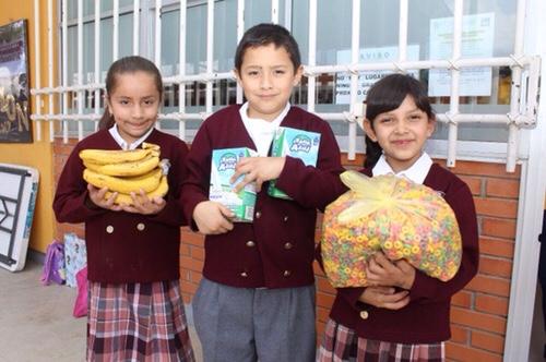 Entregará DIF de Soledad, 2,710 desayunos escolares mensuales