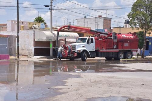 Ayuntamiento de Soledad se enfoca en prevenir contingencias por lluvias
