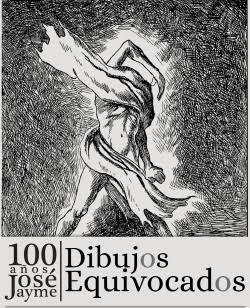 """Presentarán libro """"Dibujos equivocados"""" del artista potosino José Jayme"""